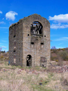 British, Cornish Engine house